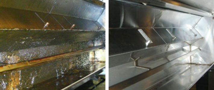 Commercial Kitchen Cleaner
